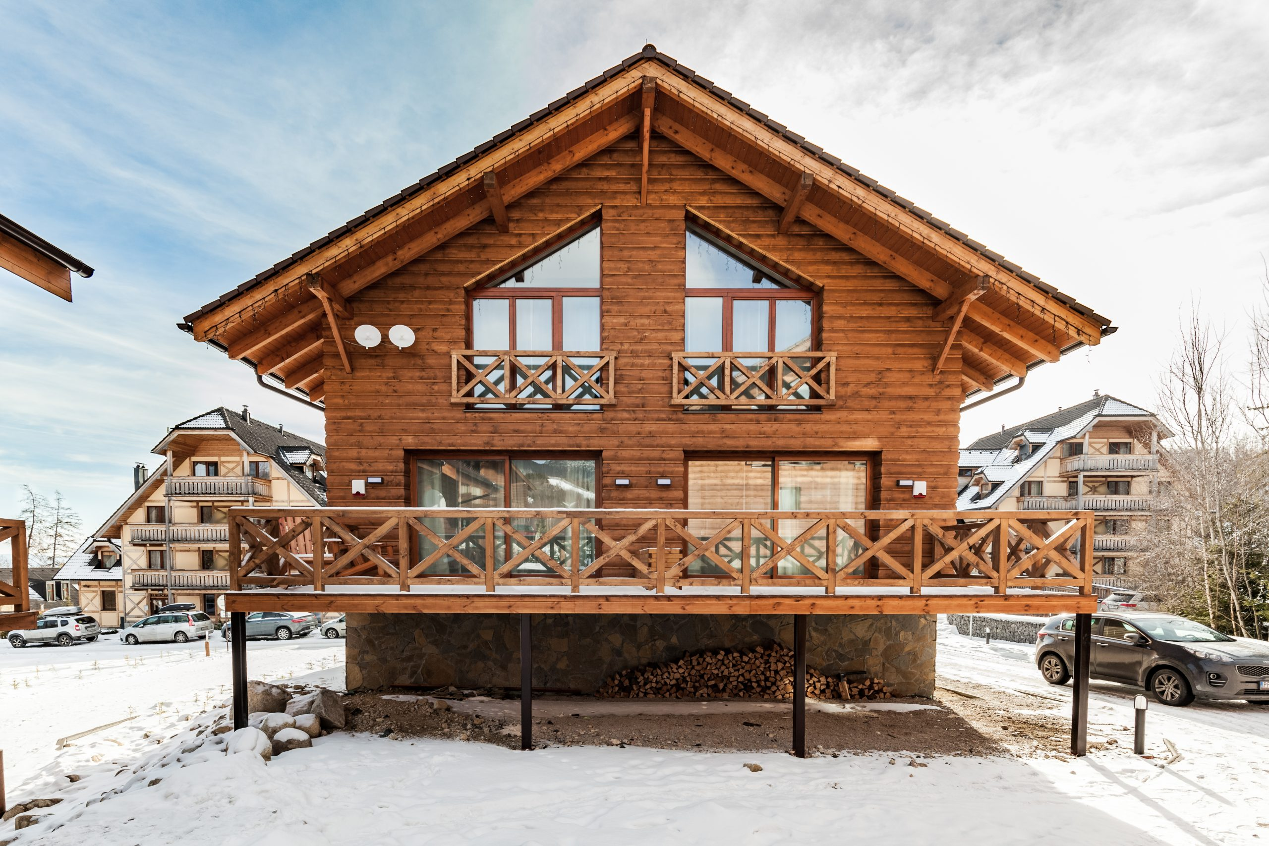 Ubytovanie v Tatranskej Lomnici